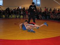 В Дигоре проходит турнир по вольной борьбе в память о Солтане Бердиеве